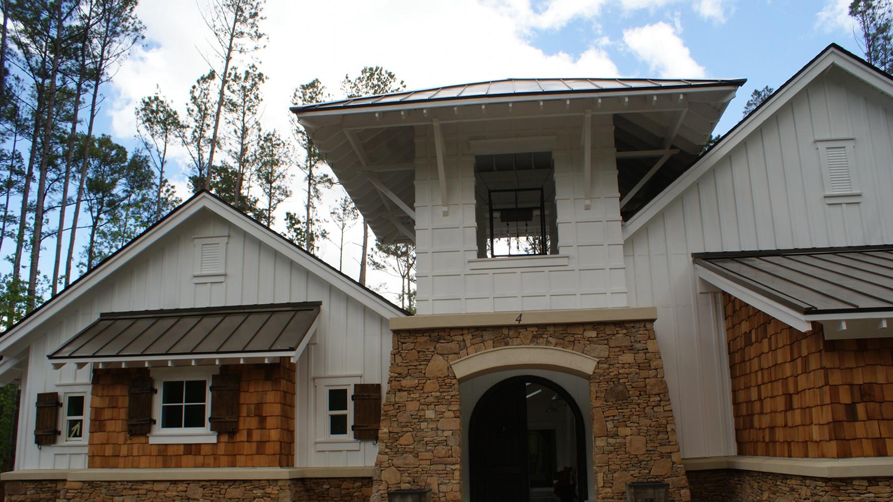 New residential kenneth scott builders for Residential house builders
